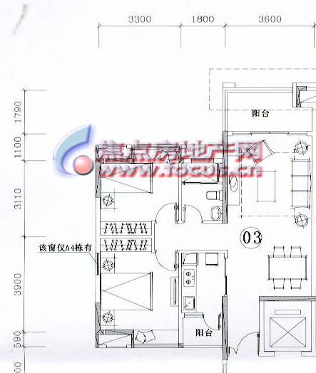 45平方房子设计图