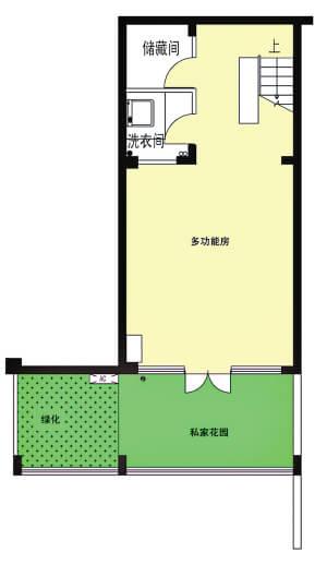 一个长方形花圃长14米,宽10米.如果沿花圃四周修一条宽1米的小路.