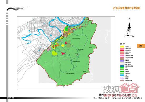 依山傍水,内有峰山国家森林公园,杨仙岭堪舆风景区,章江,贡江互相环绕