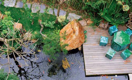 庭院设计:造园与绘画相通