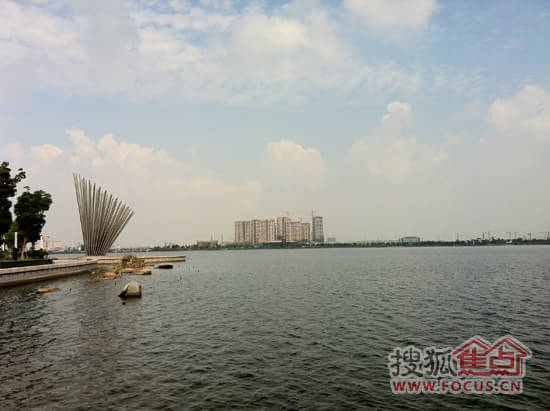 轨交2号线延伸段开工 尹山湖板块再受瞩目