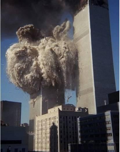 纽约双子塔倒塌事故2001年9月11日