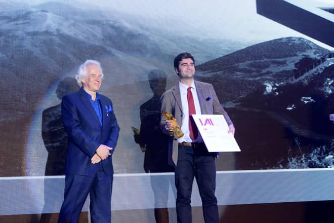 """第八届""""iai设计奖""""颁奖盛典在鸟巢文化中心举行"""