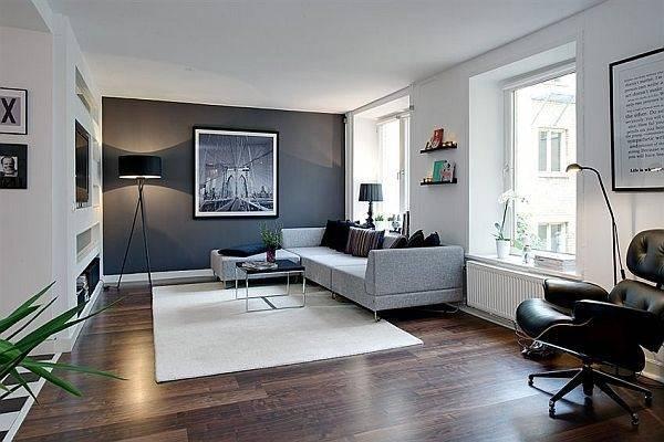 小公寓大空间 74平米完美室内设计