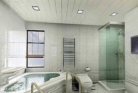 瓷砖卫生间装修设计图片展示