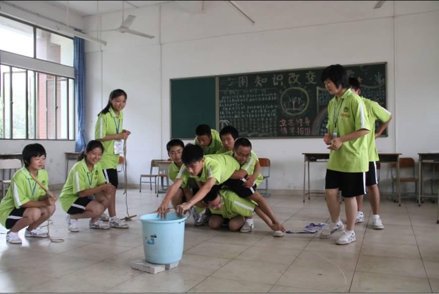 七天改变一生:国华纪念中学2012萃英夏令营