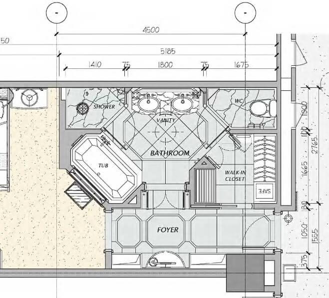 hba李鹰《卫浴整式的无限可》空间教学设计加减图片