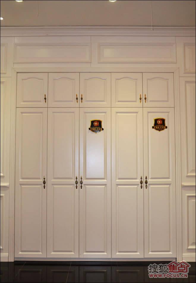 白色欧式家具清新优雅