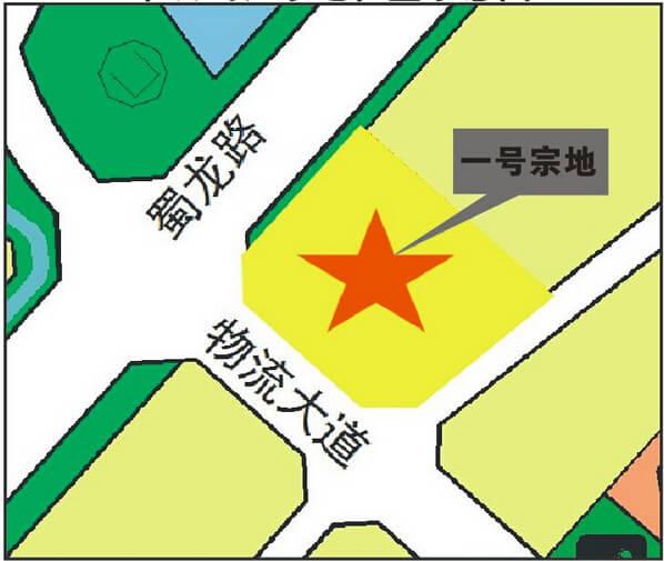 矢量图街道背景图