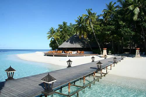 马尔代夫十大美岛 梦幻假期从这里开始/组图