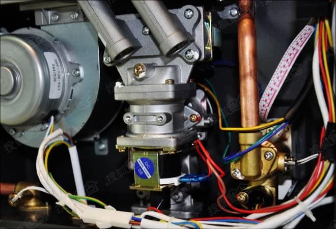 百得魅系列家用燃气热水器评测