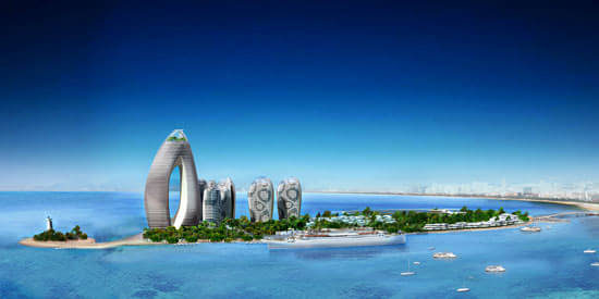 海南国际旅游岛开启 三亚凤凰岛创造销售奇迹