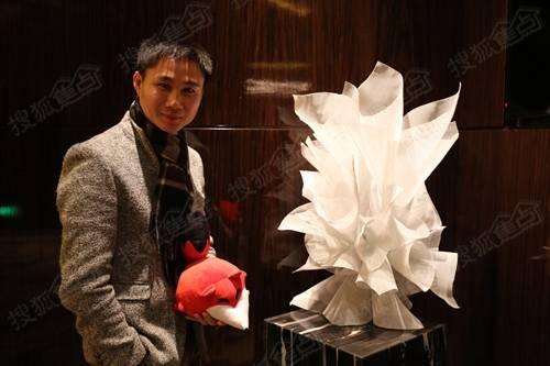 简一设计顾问李志豪:大理石瓷砖可以有丰富表达图片