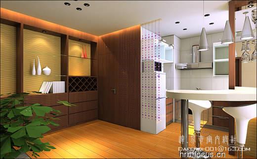 40平米小户型装修实例 小空间也能大设计 组图