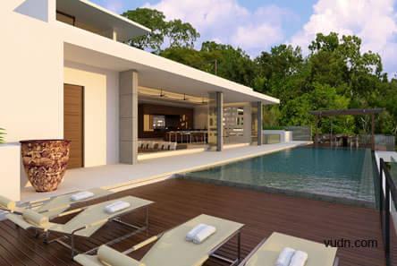 泰国苏梅岛lime别墅鉴赏