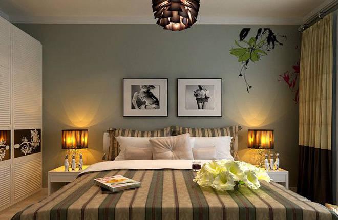 合生世界村100平米二居客厅装修设计图片