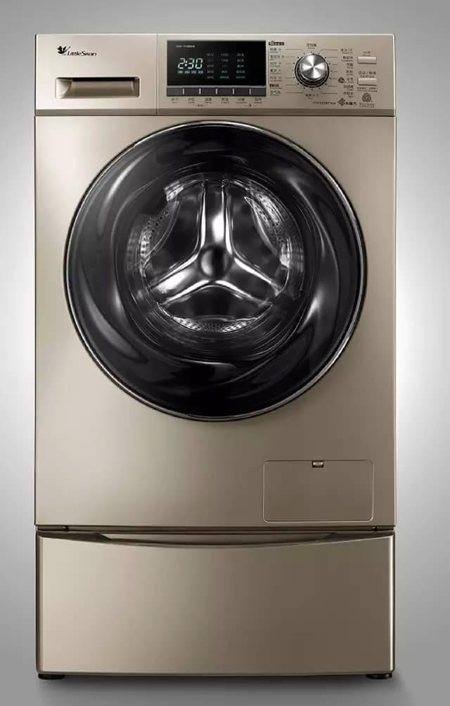 小天鹅水魔方滚筒洗衣机