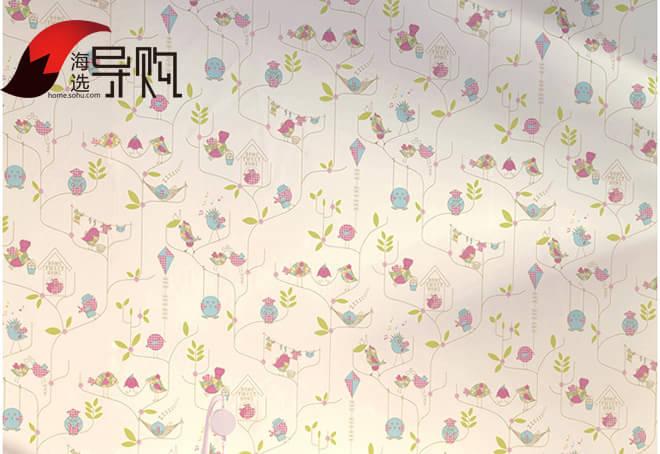 旗航的这款壁纸是可爱的小熊图案,有粉色,淡蓝色,淡黄色.