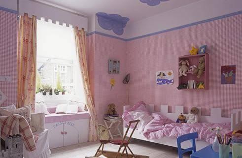 彩色世界 儿童房梦想从这开始