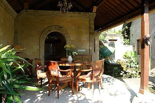 印度尼西亚巴厘岛豪华别墅建筑