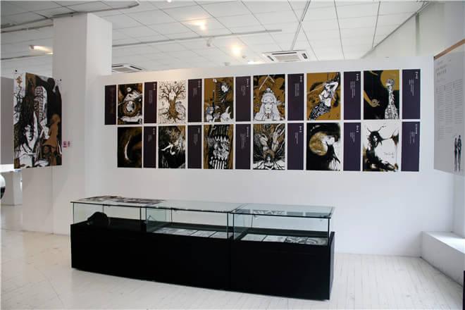 复旦大学上海视觉艺术学院综合设计专业毕业展