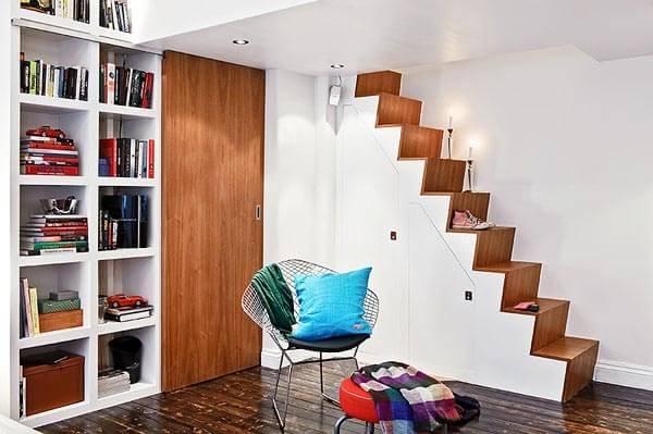 搜狐焦点推荐装修:38平方米北欧风小公寓