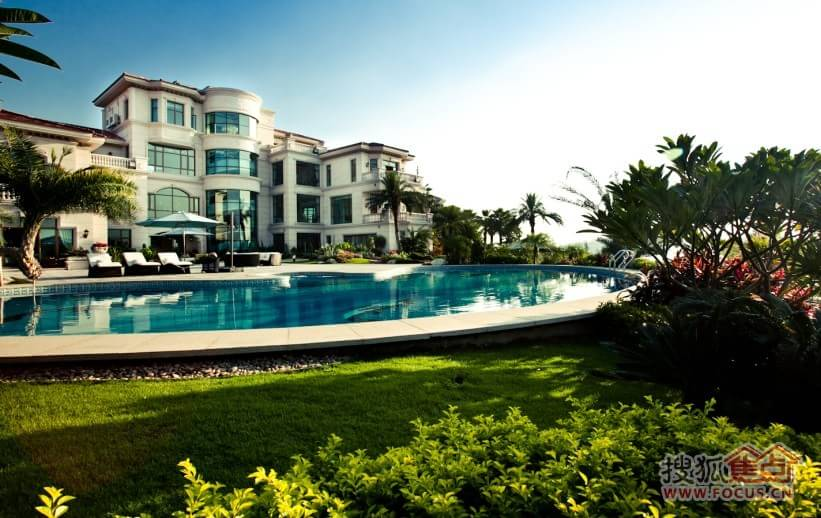 碧桂园61棕榈岛即将盛大开盘——是时候出手买座行宫