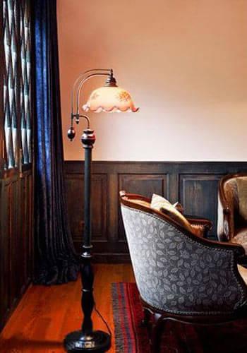 流行风格装修 老上海风情的摩登家