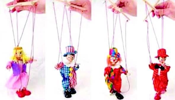 大玩家提线木偶:练的是手艺玩的是传统