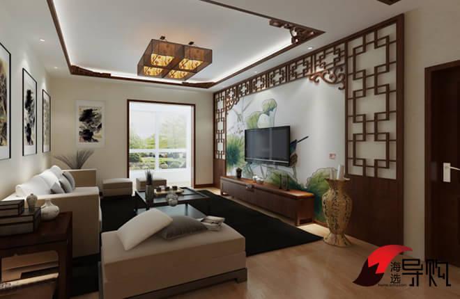 中式服装工作室装仺h㹨/_女神met ball拼中国风 新中式客厅装修法则