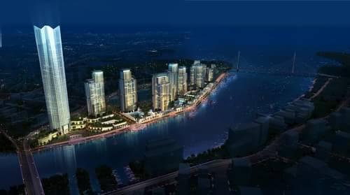 """随着海南岛自由贸易区的建设,海南未来将成为亚洲的一个""""生态型自由"""