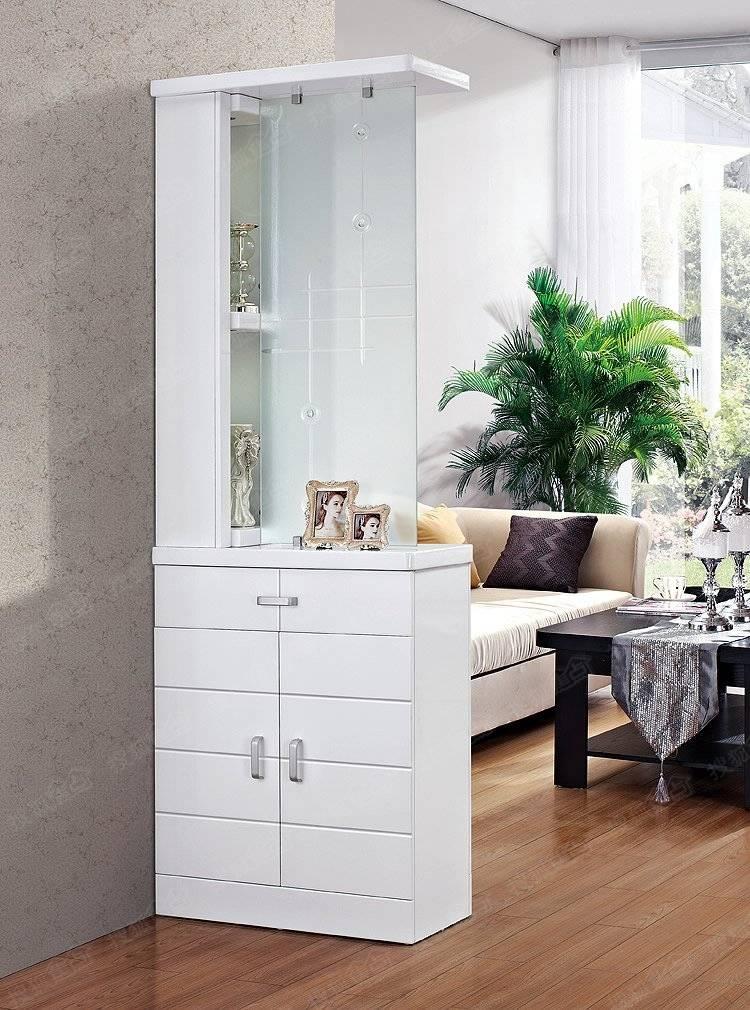欧式客厅鞋柜等多种流行风格的客厅鞋柜隔断效果图