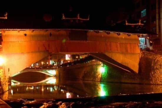 亚洲第一风雨廊桥失火 盘点各地保存完好风雨廊桥