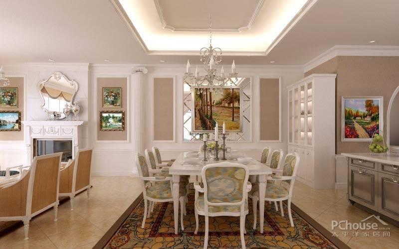 欧式房屋设计 让你有一个浓情温暖的家(图)
