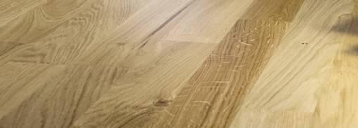 测评:大自然nature进口橡木三层实木地板