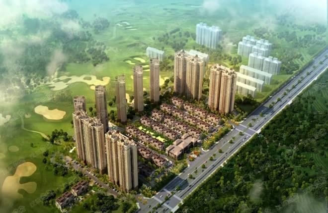 大名县北部新区规划图