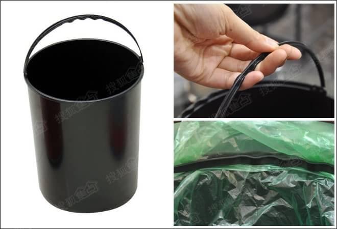 智能清洁易操作 好太太红外感应垃圾桶评测