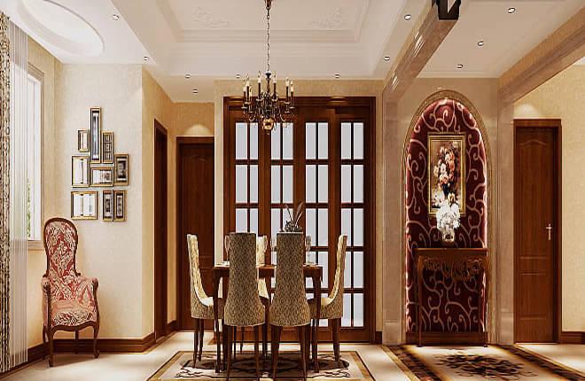 亿城太原图片170平米三居装修设计别墅-西山手华府青庭水图片