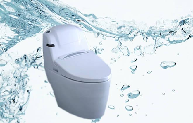 卫浴知识 智能马桶的基本部件及常见功能