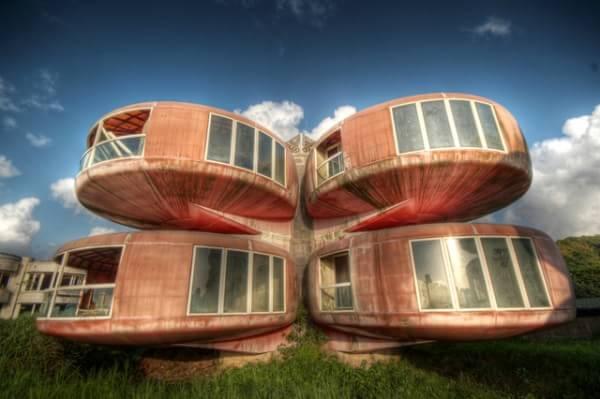 盘点世界上造型最奇特的房子